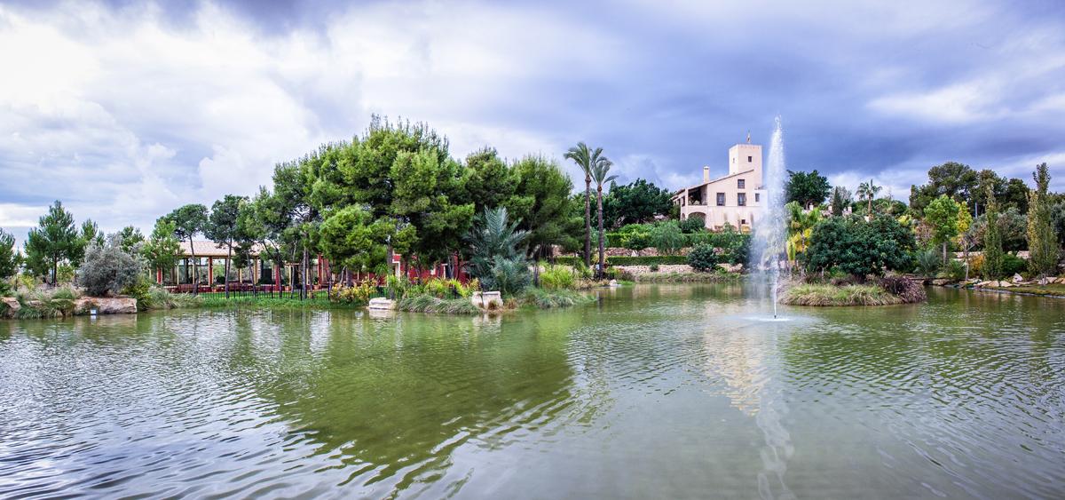 Proyecto de paisajismo para el lago de la finca de bodas - La torreta de bayona ...