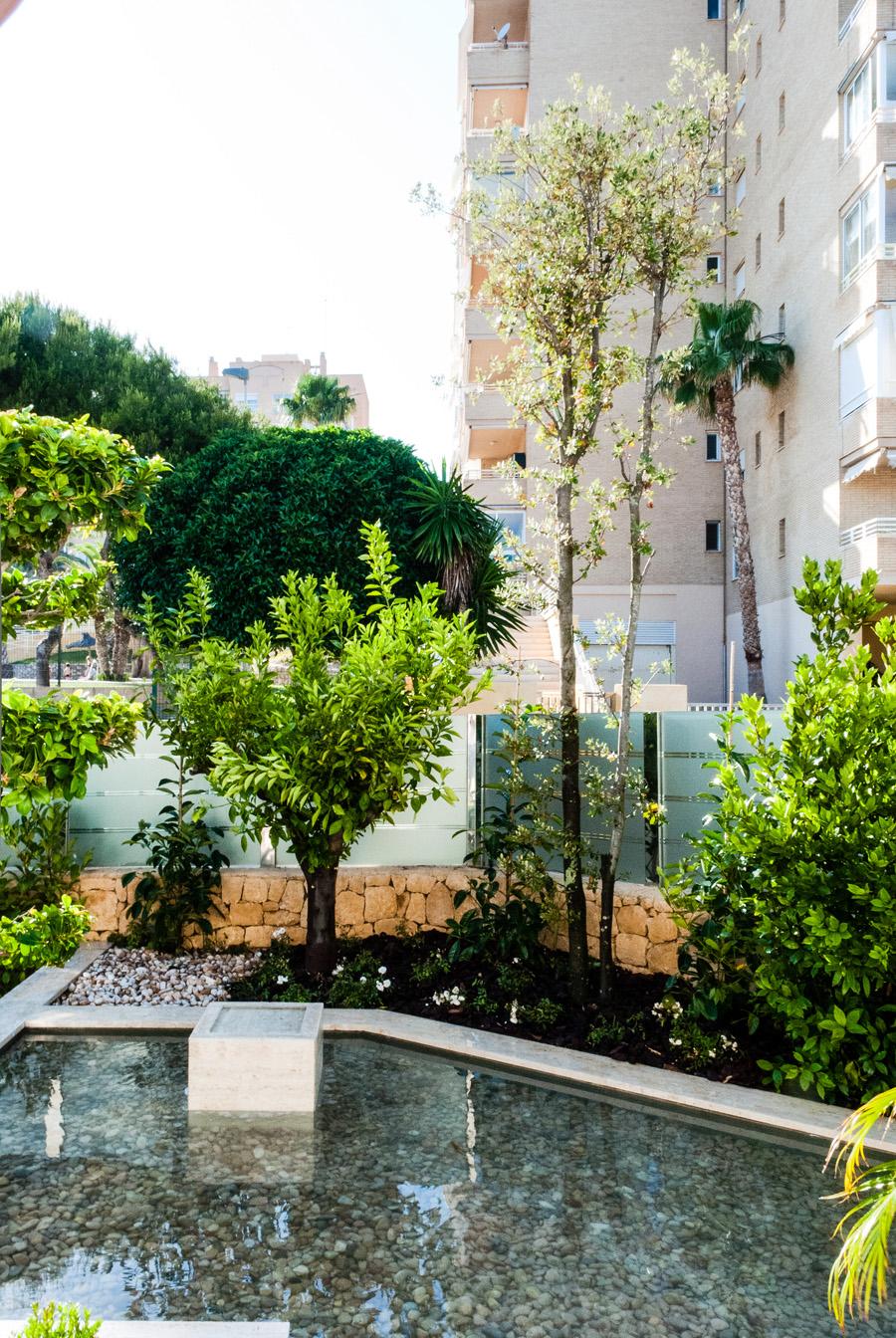 Diseno de jardin 2013 el rincon de amparo 12 david jim nez arquitectura y paisajismo en madrid - Diseno jardines madrid ...