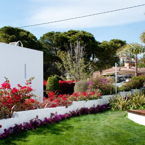 Paisaje david jim nez arquitectura y paisajismo en madrid for Diseno jardin mediterraneo