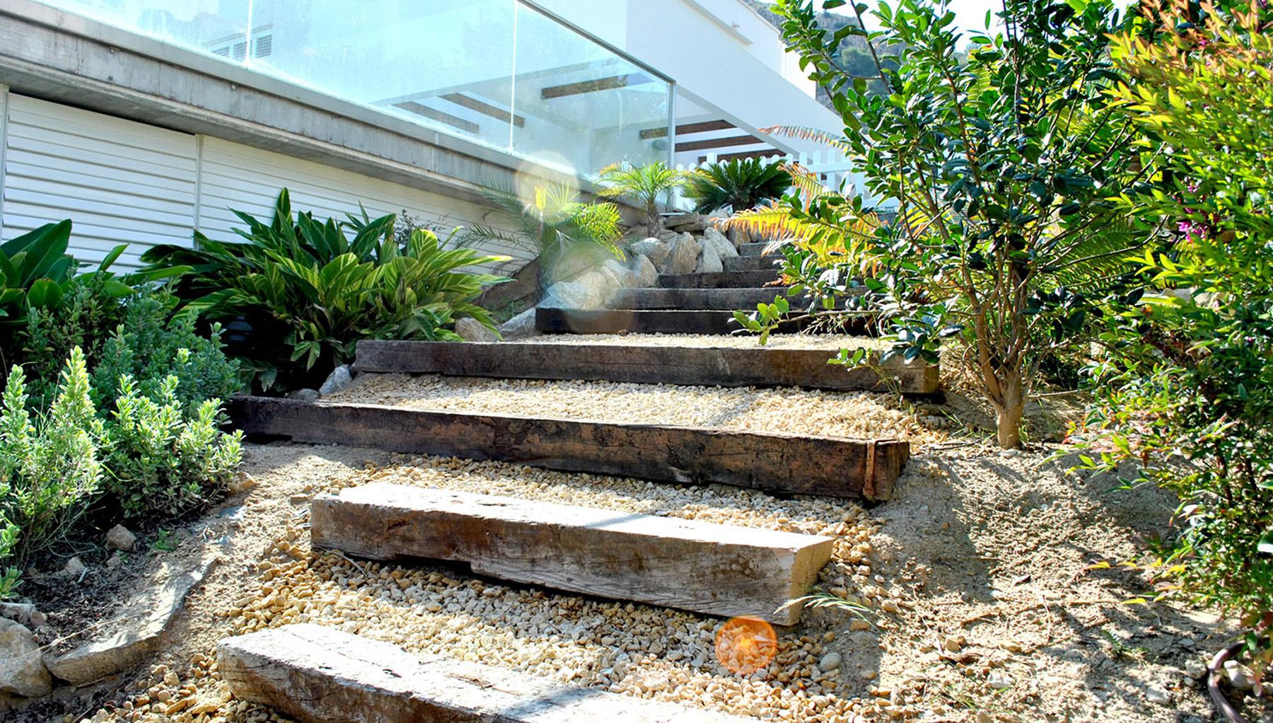 Servicios david jim nez arquitectura y paisajismo en madrid for Diseno jardin mediterraneo