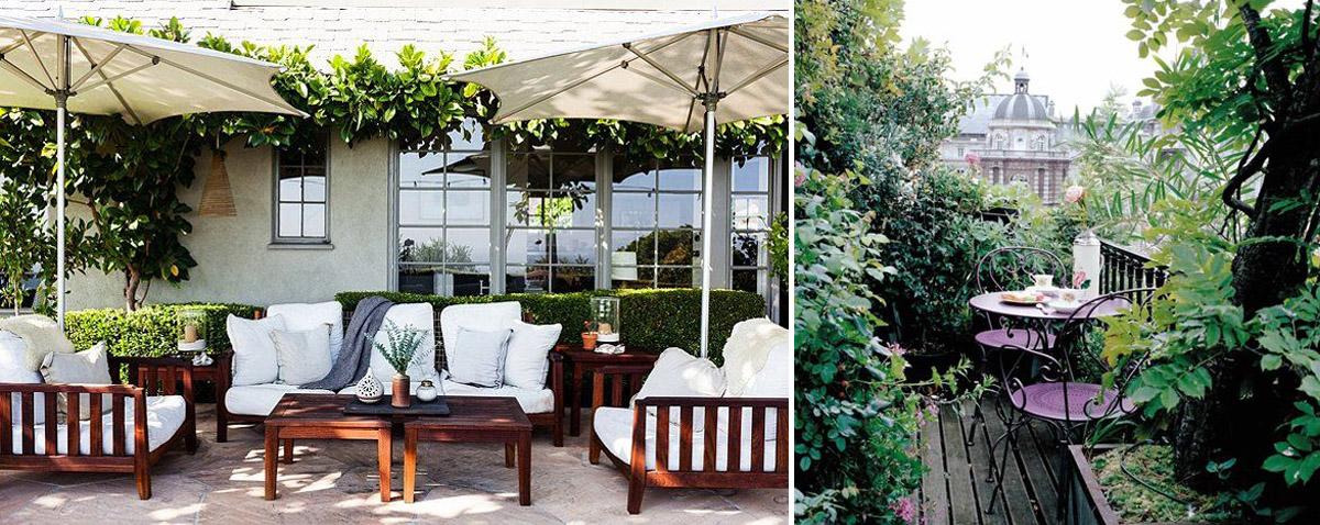 voy a empezar hablando de dos conceptos y dos ejemplos de jardines la idea es que aun existiendo diversos modelos de jardines
