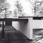 Molkte House, 1957