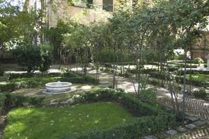 foto de jardin antiguo en madrid. David Jimenez