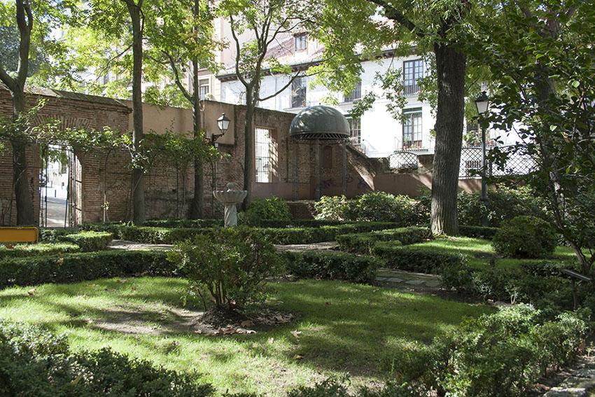Jard n del pr ncipe anglona david jim nez arquitectura for El jardin romantico