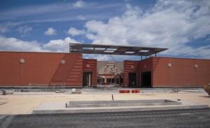 centro comercial zenia boulevard en obra