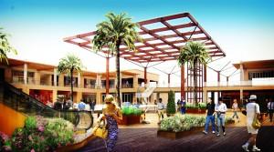 render para proyecto de centro comercial zenia boulevard david jimenez
