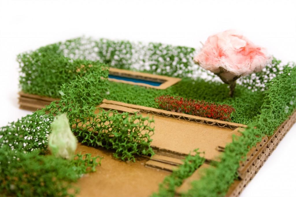 Un jard n con aroma a nana dise o de jard n en madrid - Diseno de jardines madrid ...