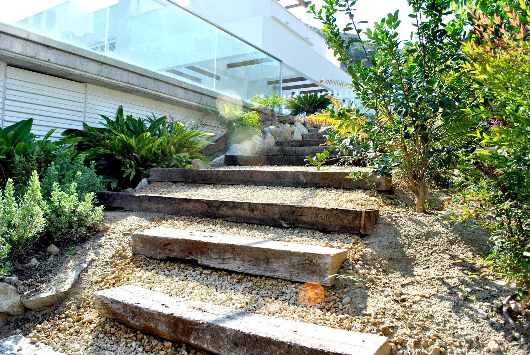 El Jard U00edn De Laura  Jard U00edn De Matices En Villa Alicantina