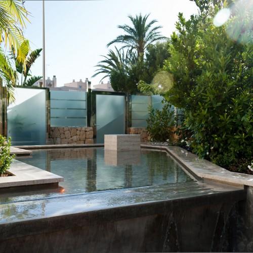 Proyectos david jim nez arquitectura y paisajismo en madrid for Diseno jardin mediterraneo