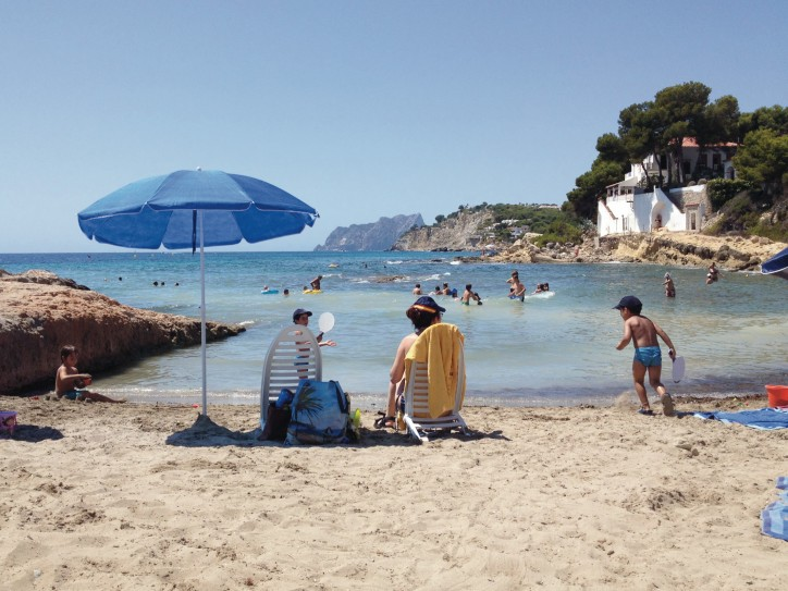Playa de Moraria
