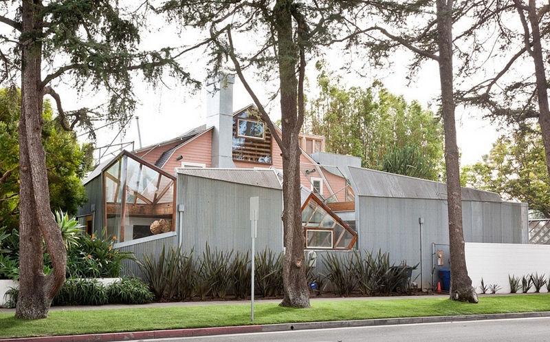 Vivienda particular del arquitecto F. O. Gehry