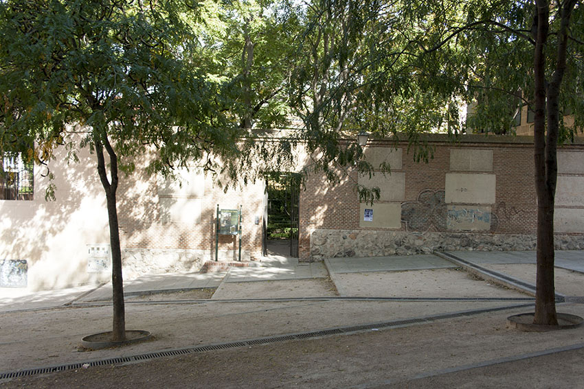Jardín del Príncipe de Anglona.