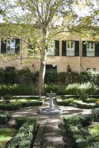 diseño de jardin romantico Principe de Anglona. Foto David Jimenez
