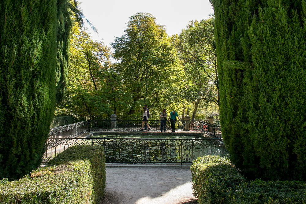 Jardines de madrid david jim nez arquitectura y paisajismo en madrid - Diseno jardines madrid ...